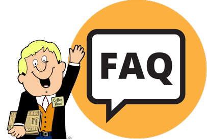 FAQ for advertisers - Coffee News of the Texas Bay area