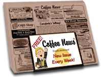 Coffee News Distribution Texas Bay Area